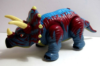 Dinosaurio Triceratops Fisher Price - Mira El Video!