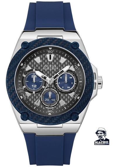 Reloj Guess Legacy W1049g1 En Stock Original En Caja Nuevo