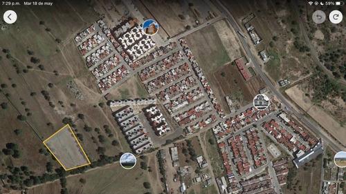 Imagen 1 de 6 de Terreno Con Potencial Comercial, Sólo Metros A La Carretera Apizaco-santa Cruz!!