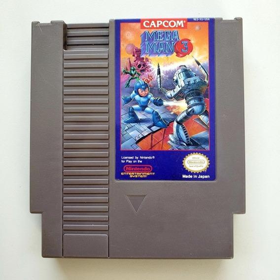 Mega Man 3 Original Nes