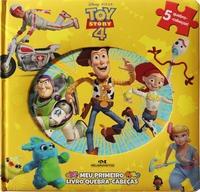 Toy Story 4  Meu Primeiro Livro Quebra-cabeças