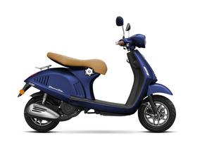 Nueva Moto Scooter Zanella Exclusive Prima 150 Vintage 0km