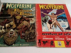 Wolverine Especial