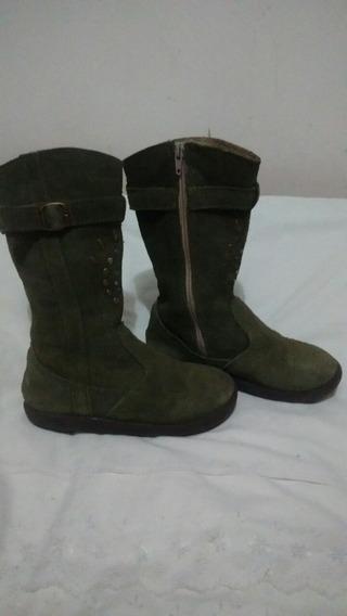 Botas De Niña Zara, 27