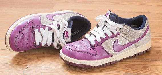 Zapatilla Nike Dunk Low Mujer