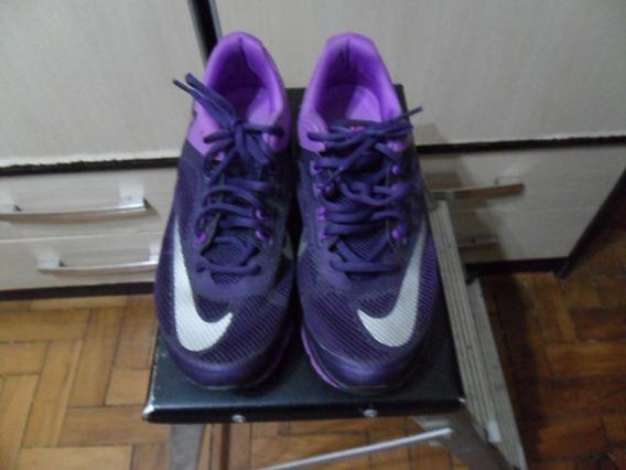 Tênis Nike Air Max Excellerate 2 Usado, Perfeito Original