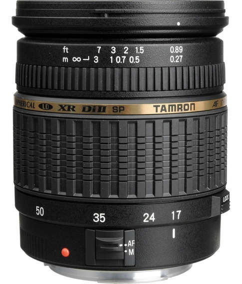 Tamron Canon 17-50mm F/2.8 Sp Af Xr Di Ii Ld If