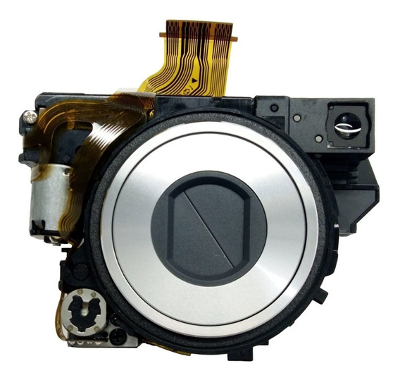 Bloco Ótico Lente Câmeras Sony Dsc-w30 W35 W50 W55 W70