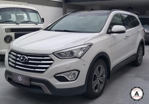 Hyundai Santa Fé Gls 3.3l V6 4x4 (aut) 7l 2014/2015