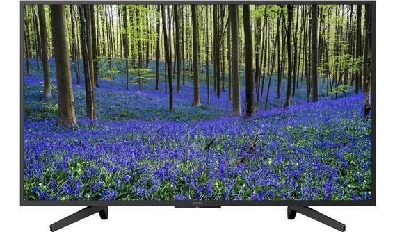 Televisor 49 Sony Xbr49x725f Smart Tv 4k Ultra Hd