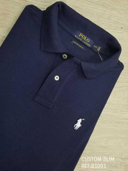 Tipo Polo Ralph Lauren Caballero 100 % Original