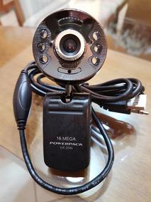 Webcam Powerpack Vx-25n