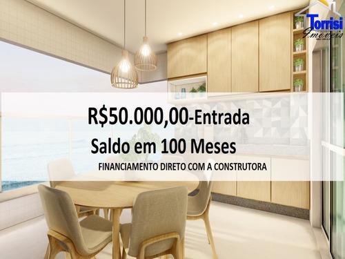 Imagem 1 de 19 de Apartamento Em Praia Grande, 02 Dormitórios, Caiçara, Ap02983 - Ap02983 - 70020099