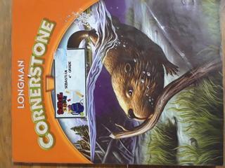 Libro Ingles Cornerstone 4 Longman 20v