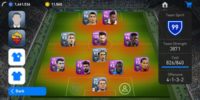 Pes Mobile Android