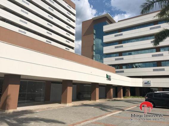 Sala Comercial Para Venda Em Mogi Das Cruzes, Nova Socorro, 1 Banheiro, 1 Vaga - Sl04