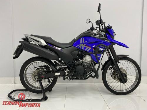 Imagem 1 de 9 de Yamaha Xtz 250 Lander Abs 2020 Azul