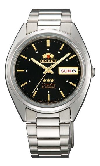 Relógio Orient Automático Clássico Fab00005b9 - Usado