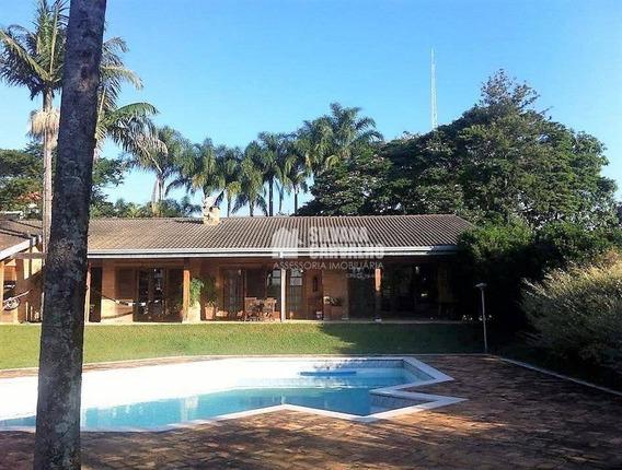 Casa À Venda No Condomínio Terras De São José Em Itu- Ca5497 - Ca5497