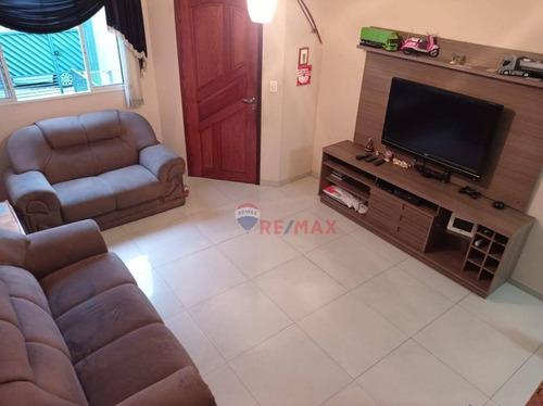 Sobrado À Venda, 129 M² Por R$ 399.000,00 - Aricanduva - São Paulo/sp - So1658