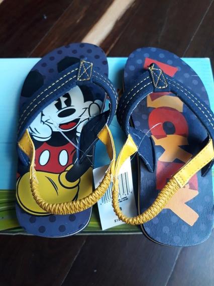 Ojotas Disney Original Importadas Sin Estrenar!