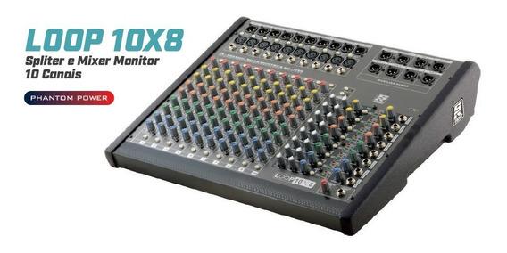 Mesa Monitora Staner Loop 10x8