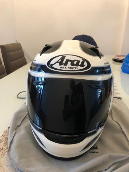 Capacete Arai Helmet Rx-q Snell Dot Tam Gg 61-62cm