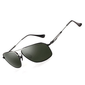00723380bc Grey Jack Polarized Classic Aviator Gafas De Sol Rectangular