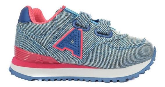 Zapatillas Addnice Running Abrojo Niñas