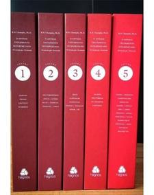 Comentario Champlin Antigo Testamento Interpretado 5 Volumes
