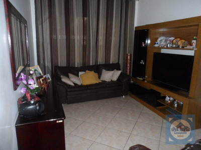 Casa Com 3 Dormitórios À Venda, 160 M² Por R$ 320.000 - Cidade Naútica - São Vicente/sp - Ca0804