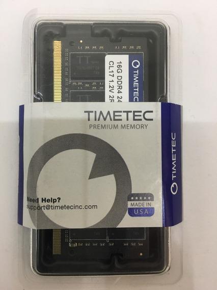 Memoria 16gb Ddr4 Timetec Para iMac 21.5 Inch Mid 2017