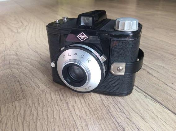Câmera Fotográfica Agfa Clack