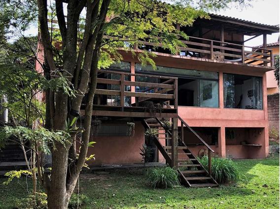 Casa Para Alugar - Condomínio Chácara Dos Lagos - Carapicuíba - 754 - 34625926