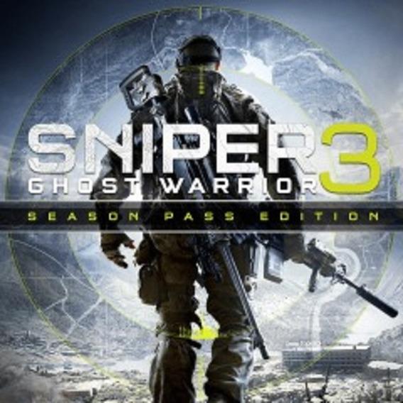 Sniper Ghost Warrior 3 Season Pass Edition Play 4 I Digital