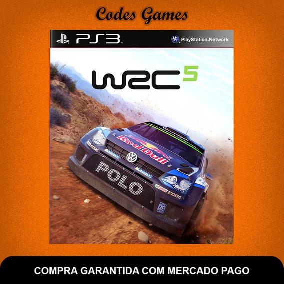 Wrc 5 Fia World Rally Championship - Ps3 - Promoção