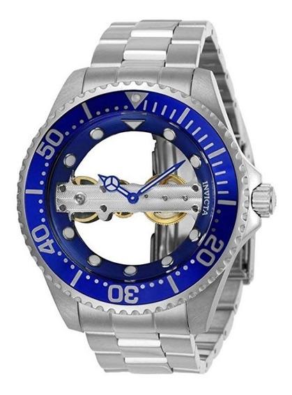 Reloj Invicta Para Hombres 47mm, Pulsera De Acero Inoxidable