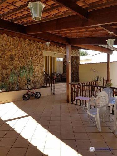Casa Com 3 Dormitórios À Venda, 135 M² Por R$ 480.000,00 - Campo Grande - Rio De Janeiro/rj - Ca0963