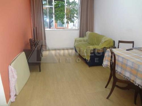 Apartamento À Venda, 3 Quartos, Copacabana - Rio De Janeiro/rj - 17420