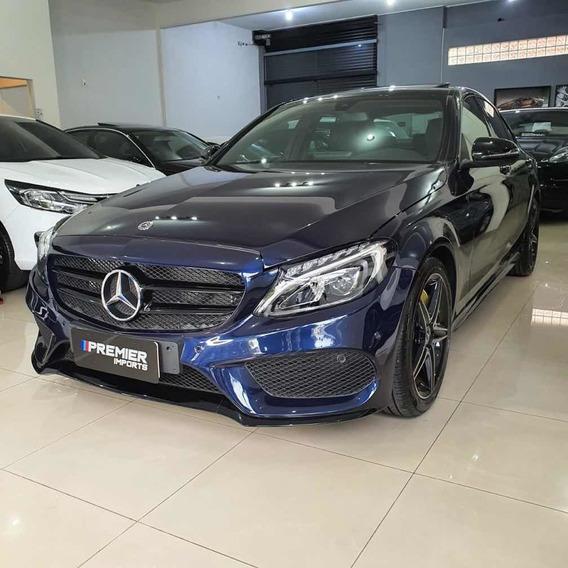 Mercedes-benz Classe C 2018 3.0 Amg Sport 4matic 4p