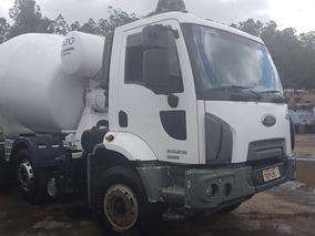 Ford Cargo 2629 Panda Novo Betoneira Liebherr 8x4 2013