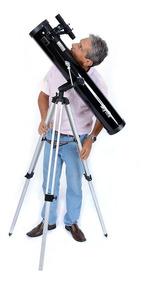 Telescópio Astronômico Refletor 76 Otho ( Padrão Skywatcher)