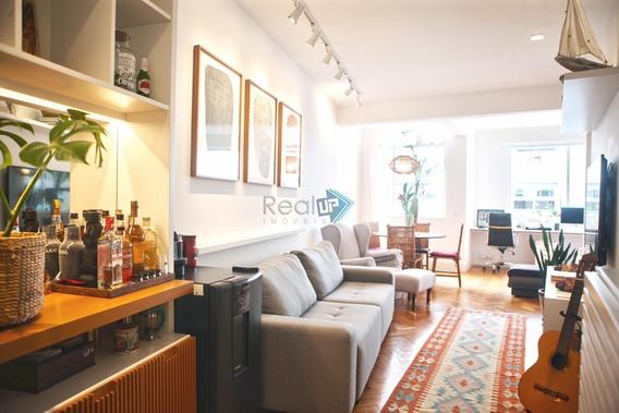 Ótimo Apartamento No Leblon, Oportunidade! - 2532