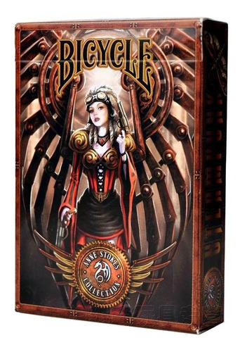 Baralho Bicycle Anne Stokes Steampunk
