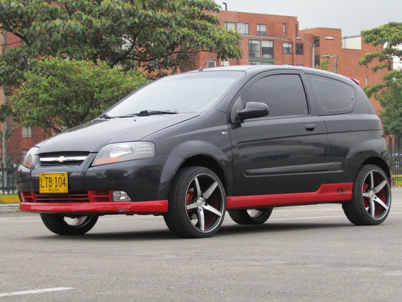 Chevrolet Aveo Gt Limited Mt 1600cc Aa Ab Tc