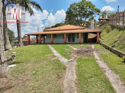 Chácara Maravilhosa Com 03 Dormitórios, Linda Vista, Arborizada, Bairro Povoado À Venda, 2089 M² Por R$ 330.000 - Zona Rural - Pinhalzinho/sp - Ch0916