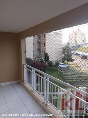 Apartamento Para Venda Em Natal, Neopolis, 3 Dormitórios, 1 Suíte, 3 Banheiros, 2 Vagas - Ka 0827
