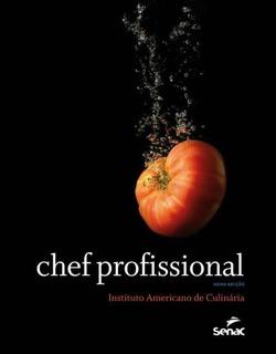 Chef Profissional - Senac