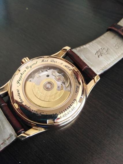 Hermoso Reloj Frederique Constant Dep 6 Automatico