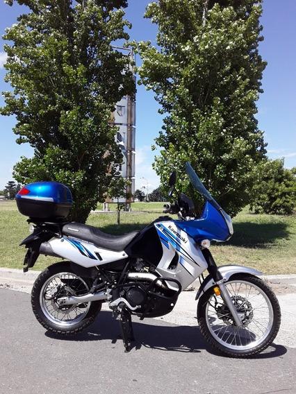 Vendo Kawasaki Klr 650 Impecable Con Todos Los Accesorio
